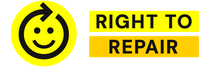 Right to Repair stacked logo